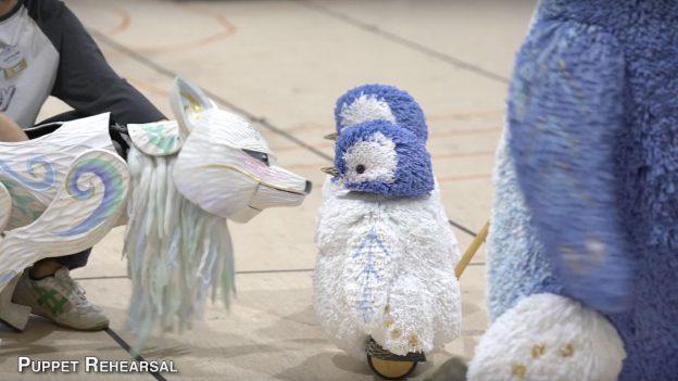 Animal Kingdom Puppets