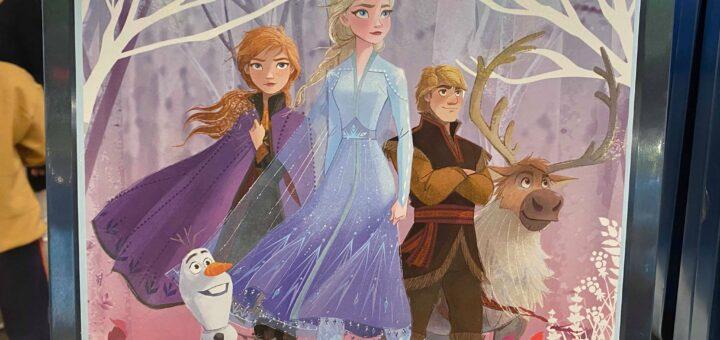 Frozen 2 Merch
