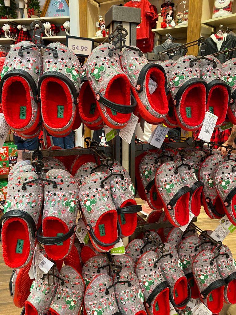 Christmas Crocs