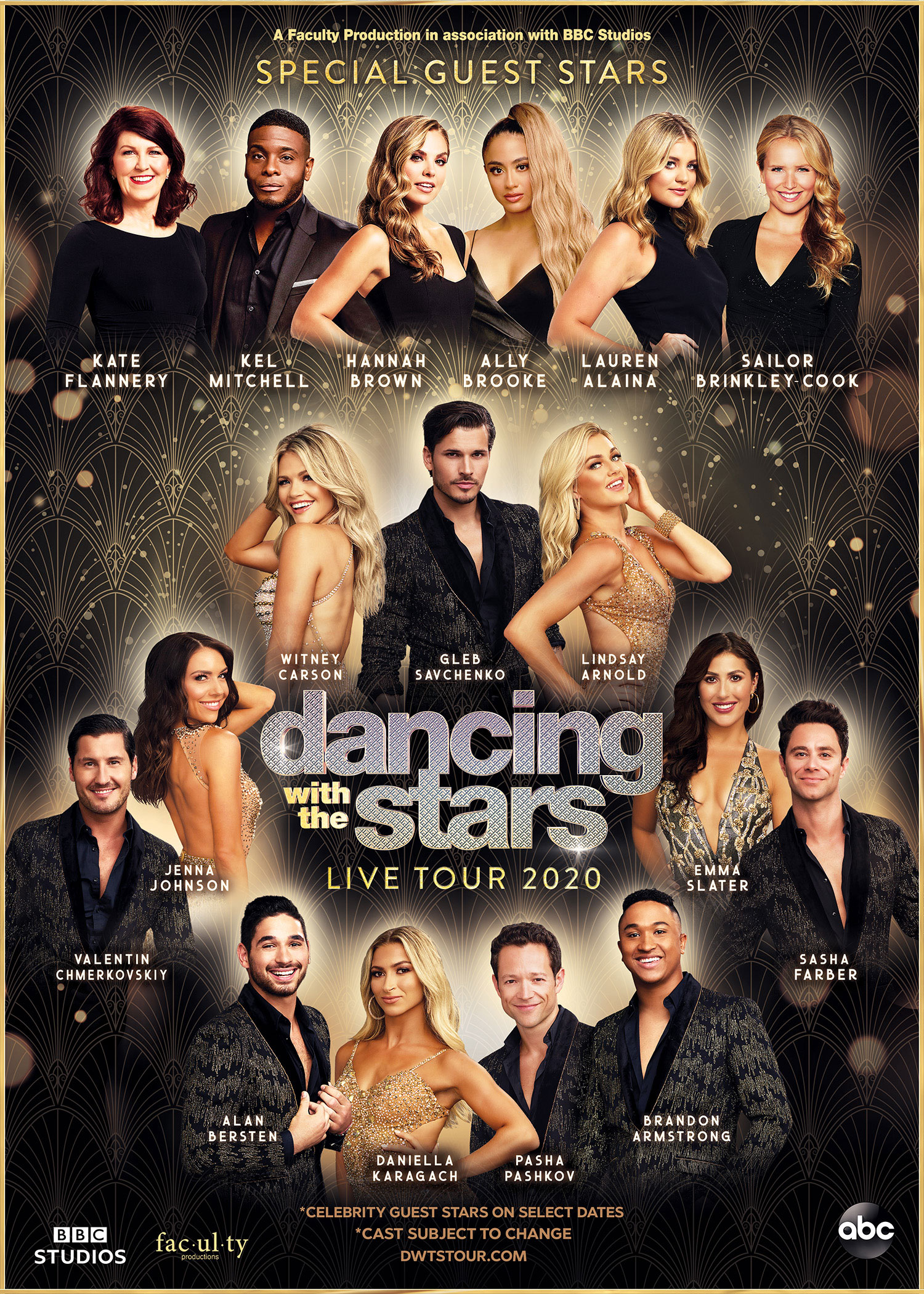 Dancing With The Stars Live Tour 2020 Dates And Cities Announced Mickeyblog Com