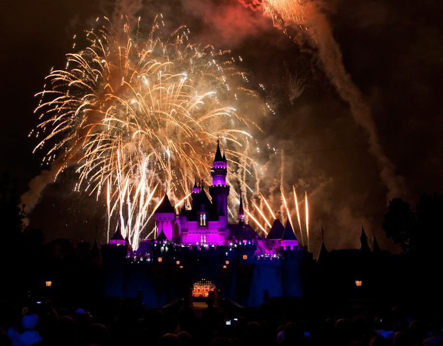 Disneyland New Years Eve