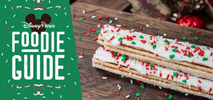 California Adventure Holiday 2019 Foodie Guide