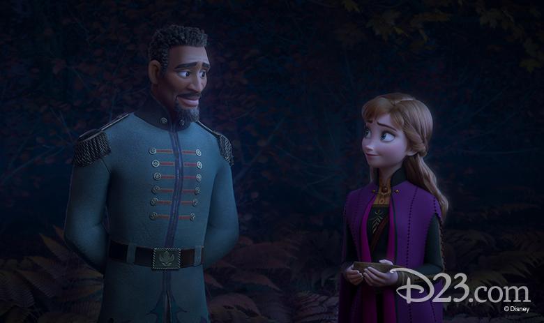 Frozen II Disney+