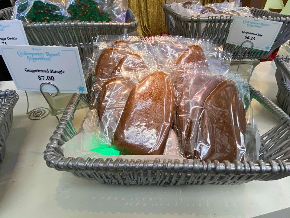 Gingerbread Shingles