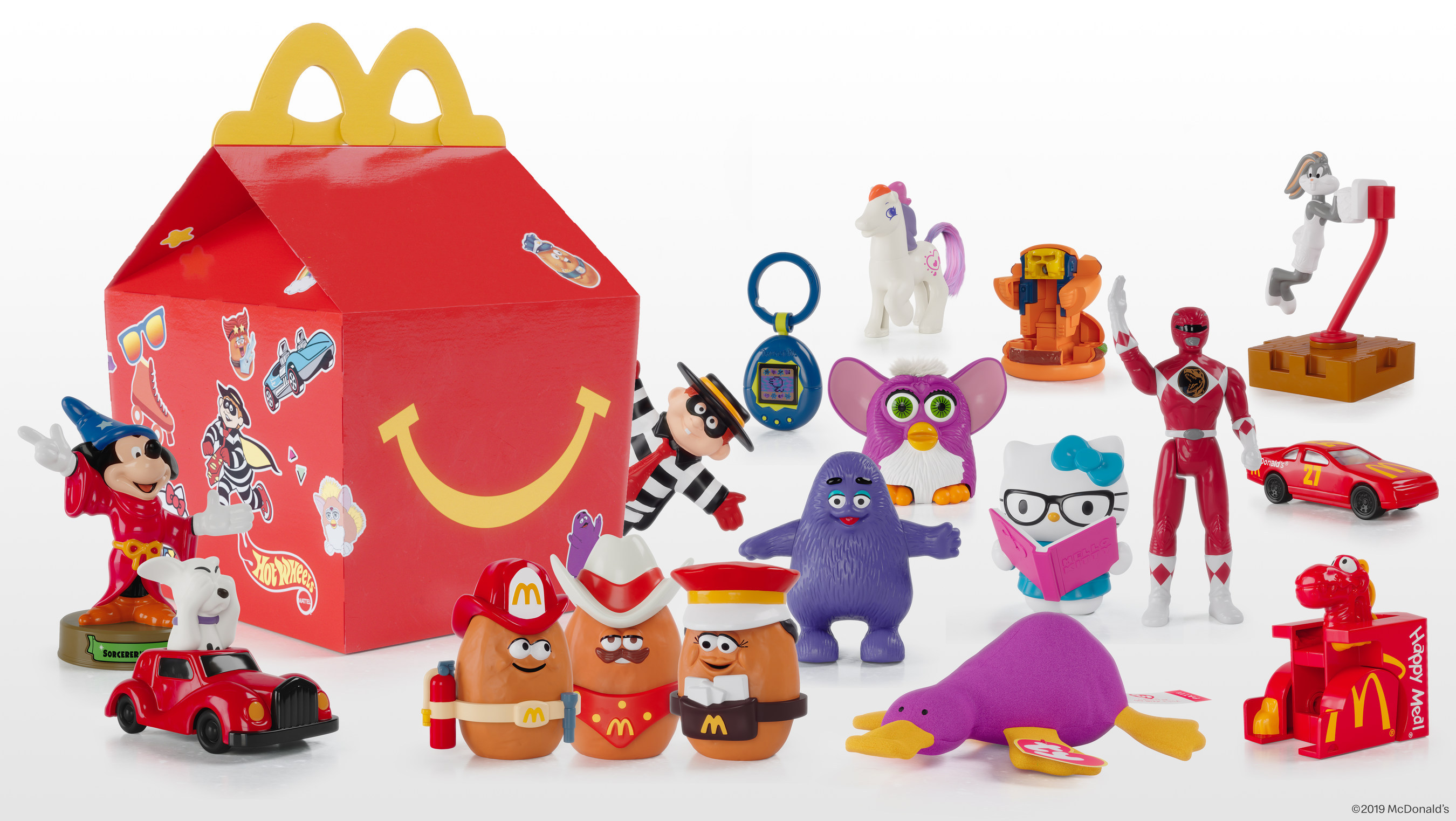 Mcdonalds 2021 Christmas Toy Line Most Popular Happy Meal Toys From The Past 40 Years Return To Mcdonalds Mickeyblog Com