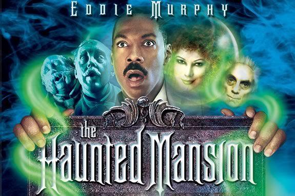 Haunted Mansion movie