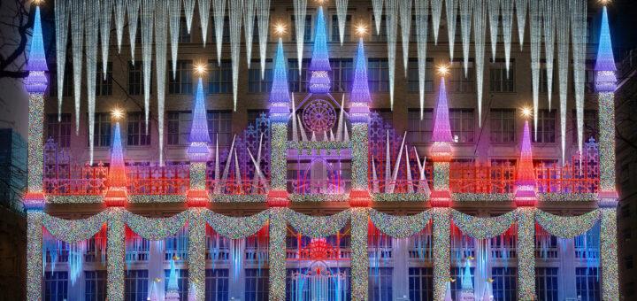 Saks Fifth Avenue Frozen