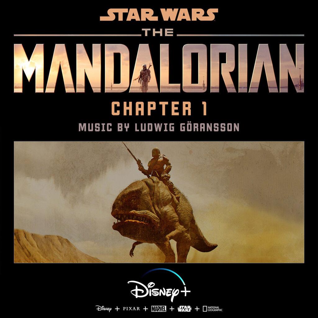 Mandalorian Soundtrack, Ludwig Göransson, Göransson, Ludwig