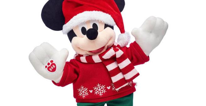 Mickey Build-A-Bear