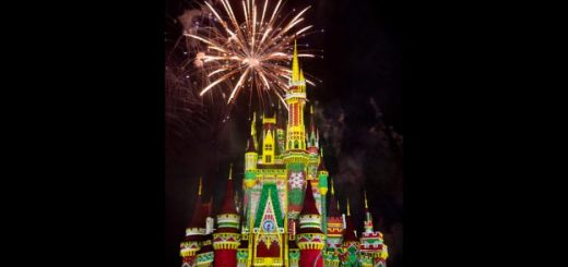 Minnie's Fireworks
