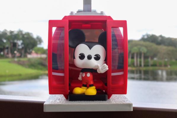 New Disney Skyliner Funko Pop