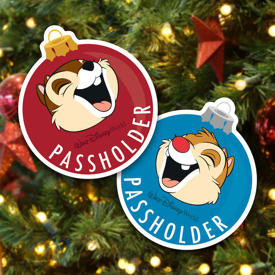 Chip and Dale's Christmas Tree Spree