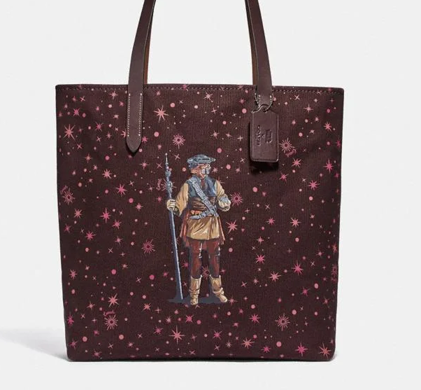Not Only Is Coach S Star Wars Collection Out Of This World It S Also On Sale Mickeyblog Com