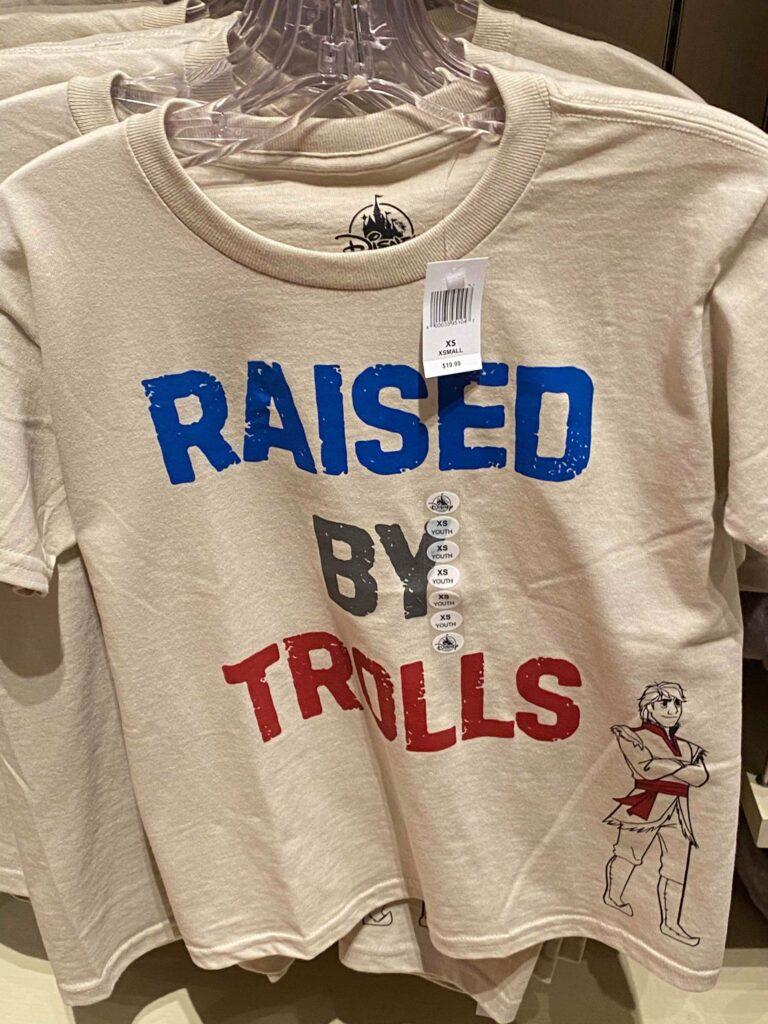 Raised by Trolls