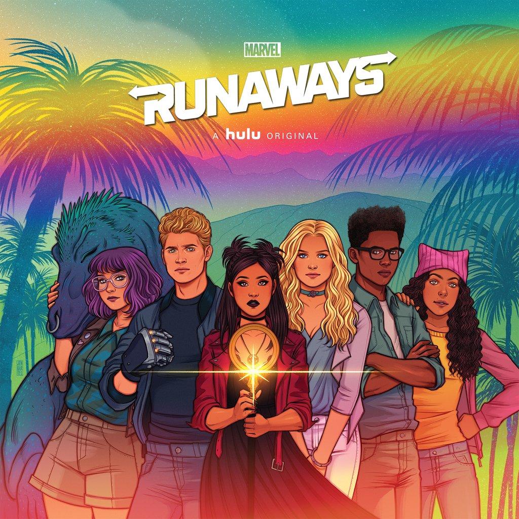 Marvel's Runaways Season 3 Is On Hulu - MickeyBlog.com