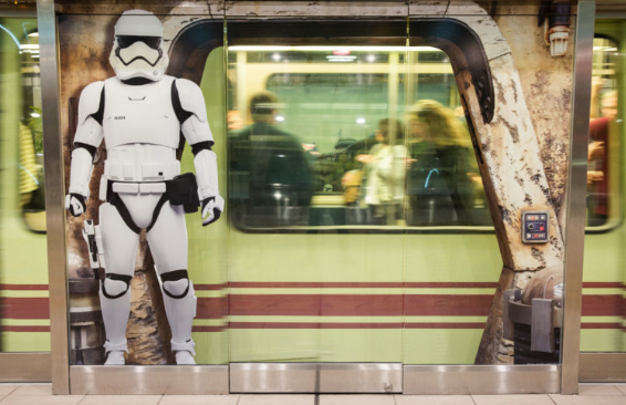 Star Wars Airport