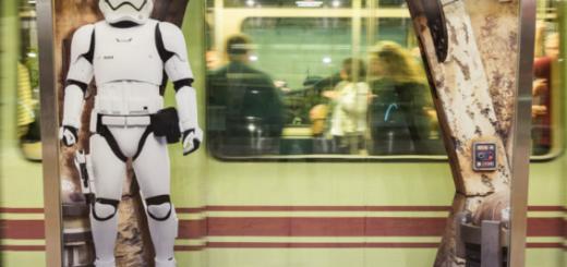 Star Wars Orlando Airport
