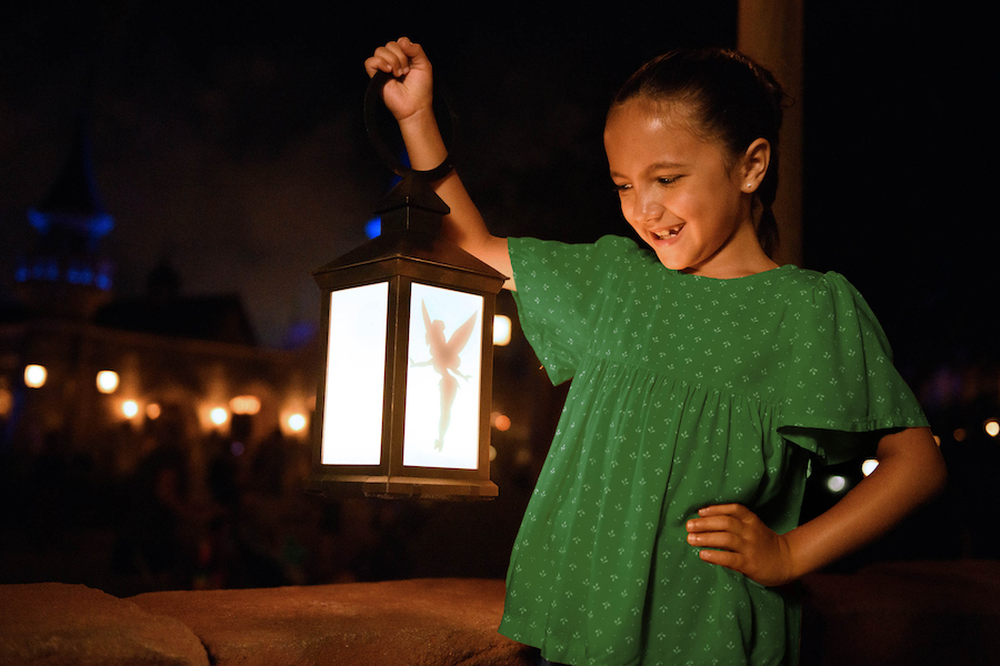 Tinker Bell Lantern