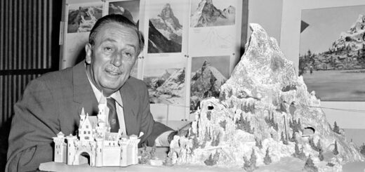 Waling in Walt's Footsteps