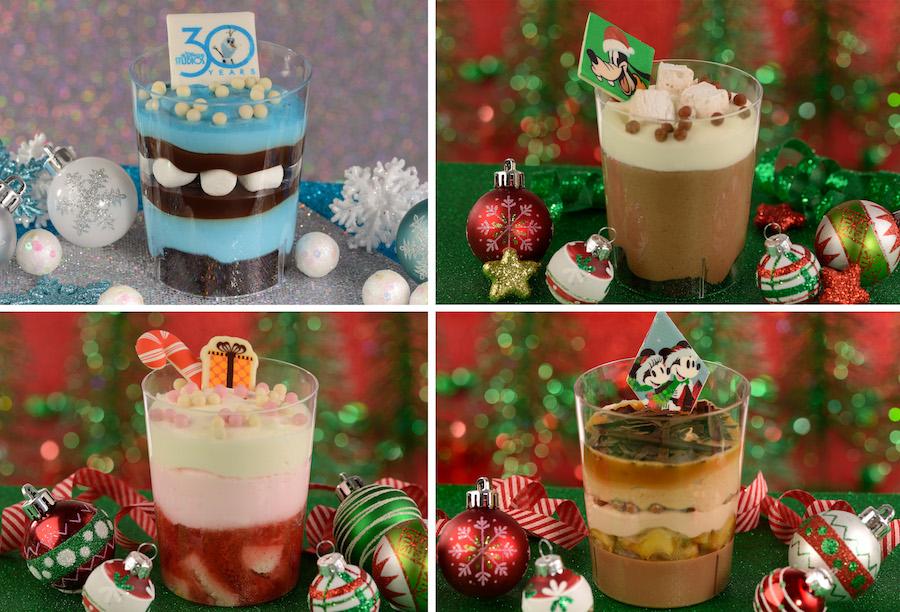Holiday desserts Hollywood Studios