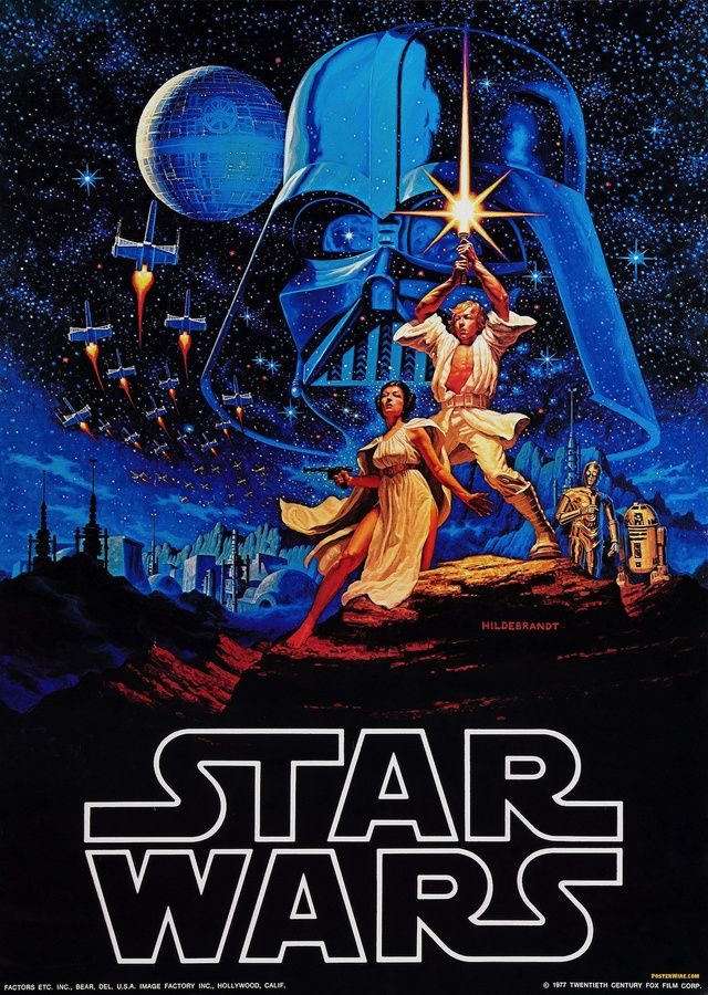 New The Rise Of Skywalker Poster Mimics Classic 1977 Pose Mickeyblog Com