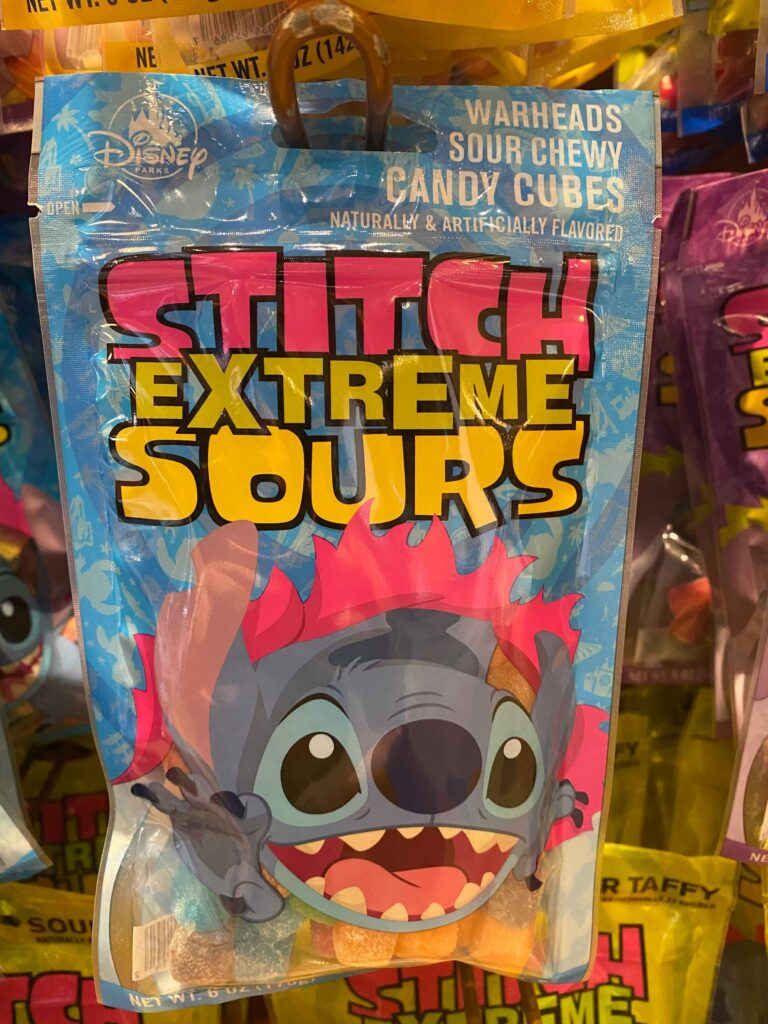 Stitch Extreme Sours