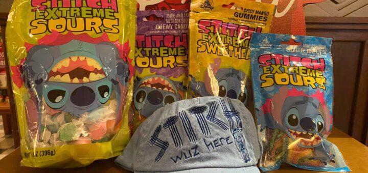 Stitch Inspired Candies