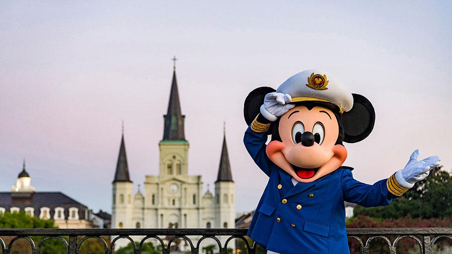 Disney cruising