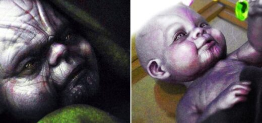 Baby Thanos