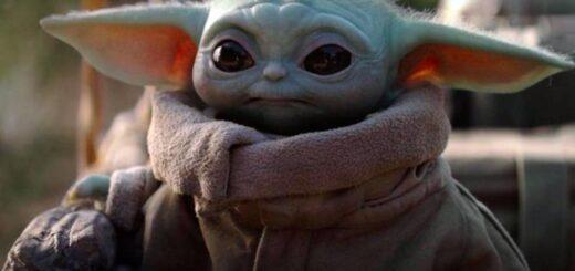 Build-A-Bear Baby Yoda