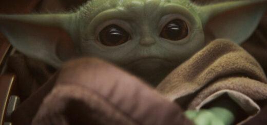 Build-A-Bear Baby Yoda, The Child