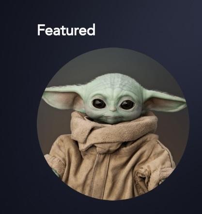 Baby Yoda avatar