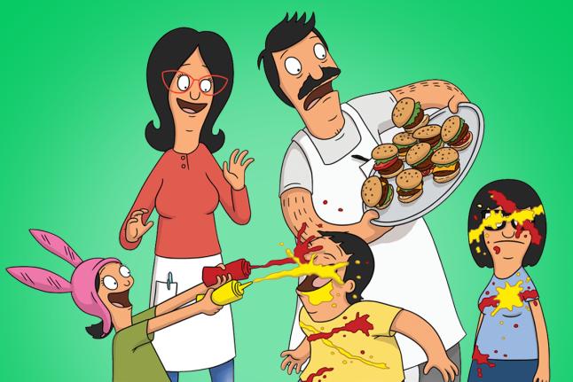 Bob's burgers movie