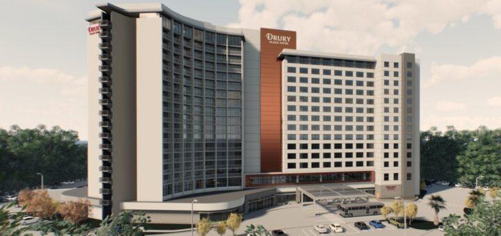 Disney Springs Drury Hotel