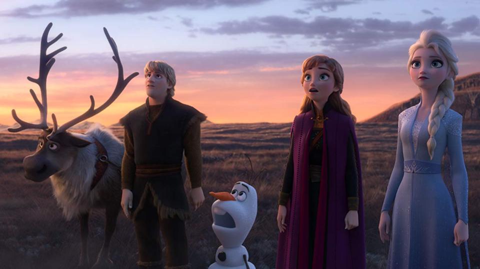 Frozen 2 Sing-Along