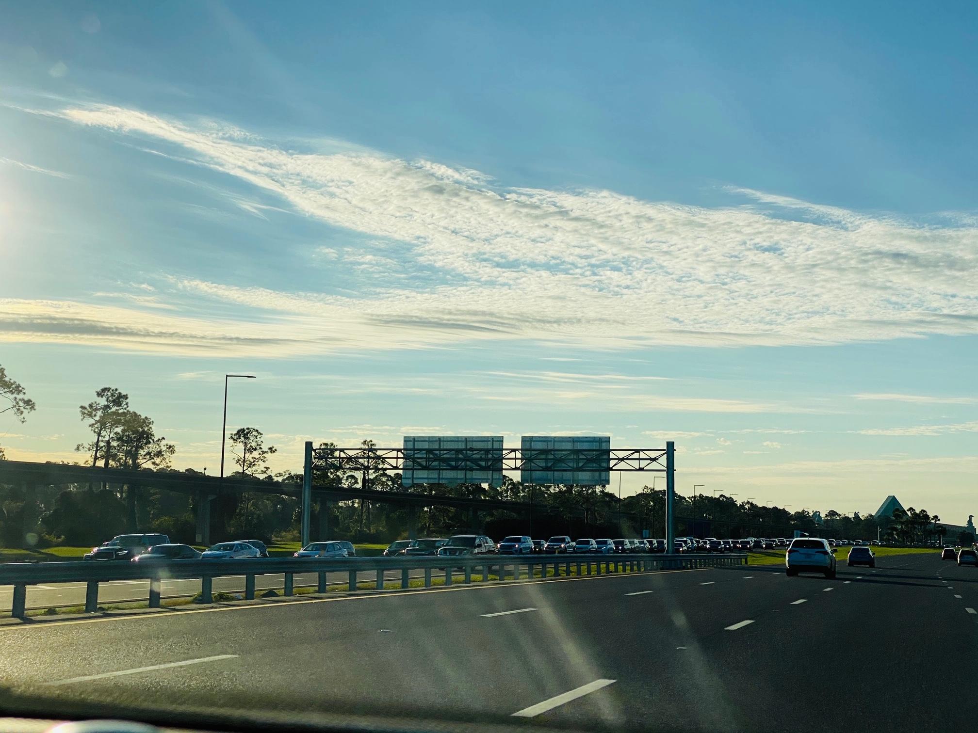 Magic Kingdom Traffic