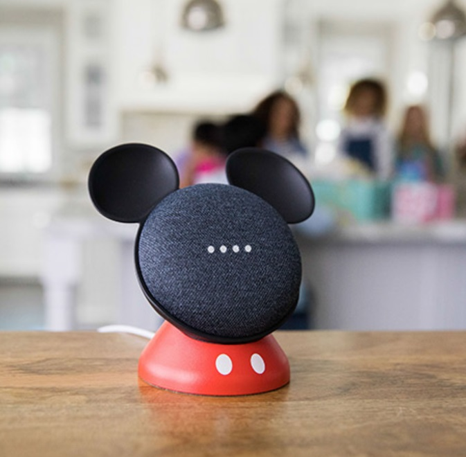 Mickey Google Den