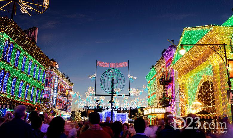 Osborne Family Festival of lights