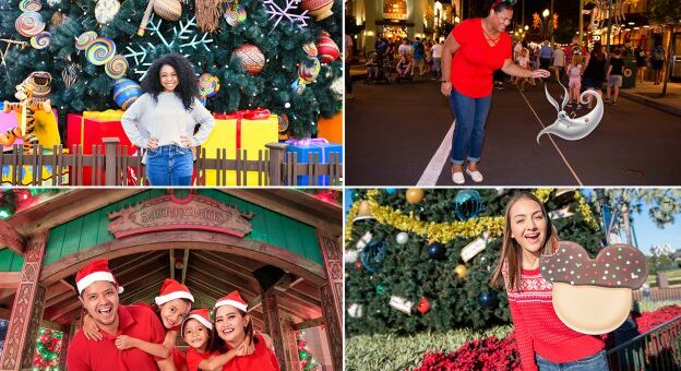 holiday photo ops