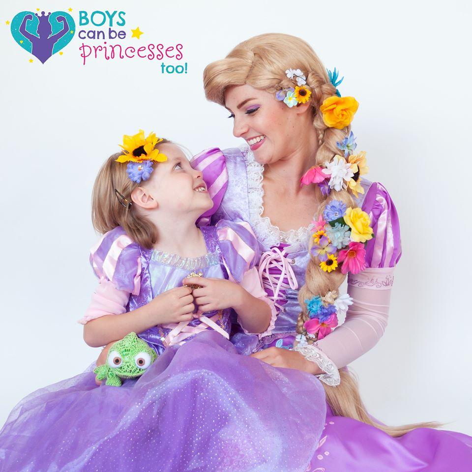 Boys Princesses
