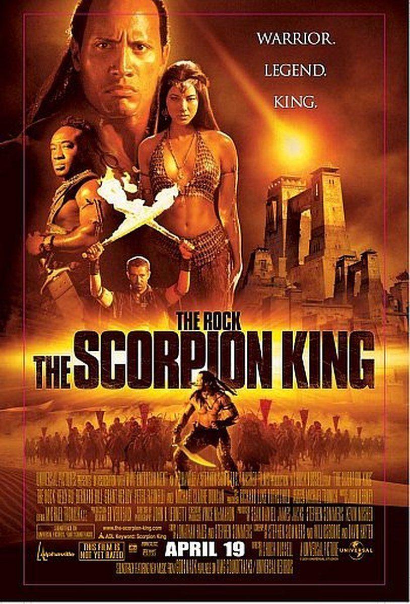 Scorpian King