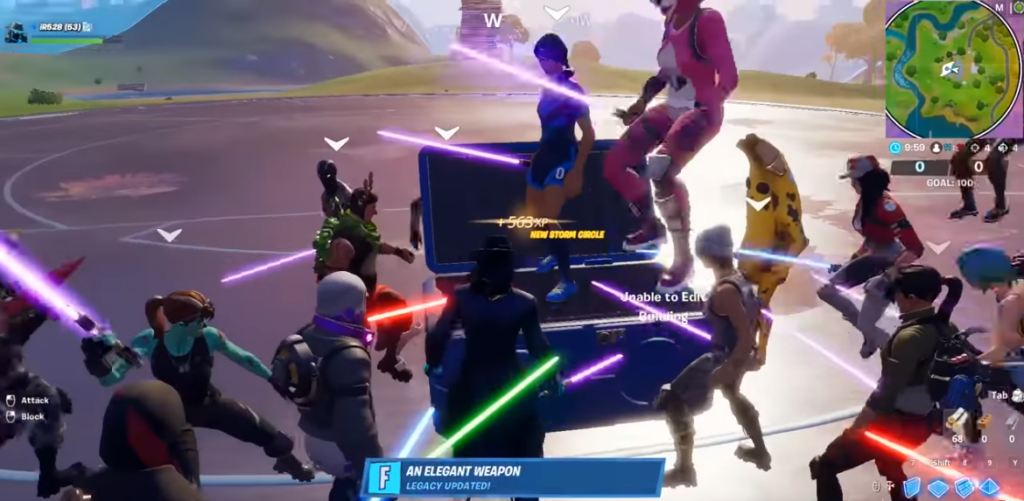 Fortnite, Star Wars