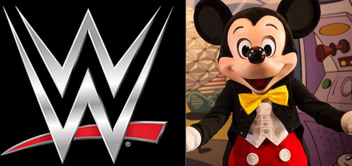 WWE Mickey