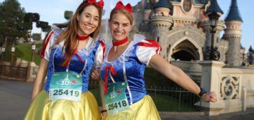 Disneyland Paris Princess Run