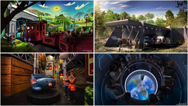 Upcoming Walt Disney World Experiences
