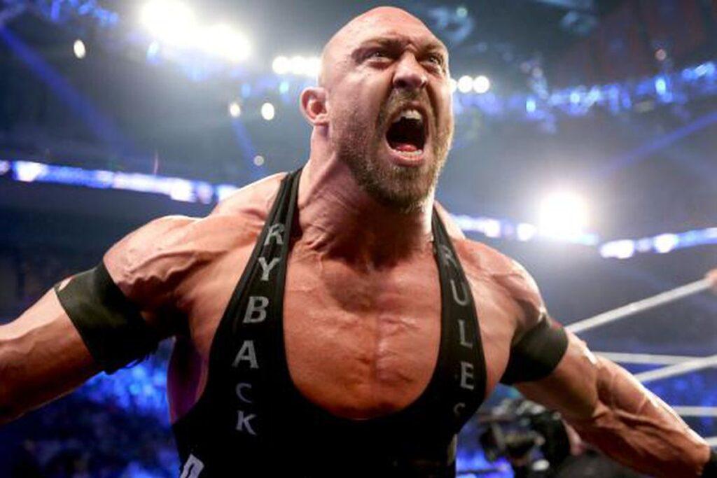 WWE, Ryback