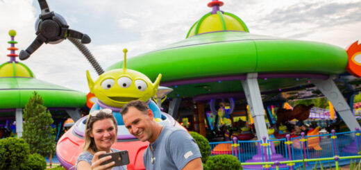Two Years Toy Story Land