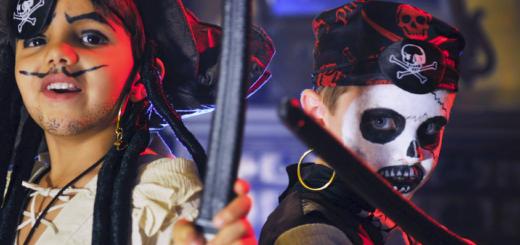 Pirates League Magic Kingdom