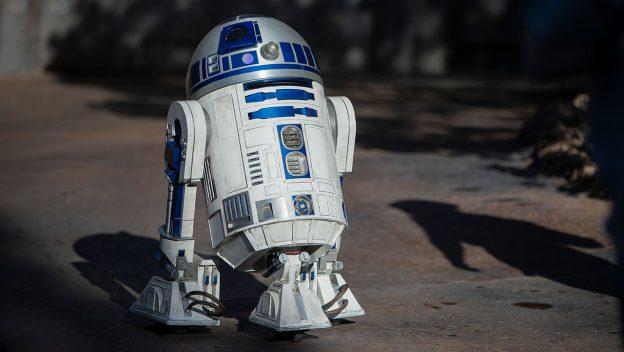 R2-D2 Disneyland