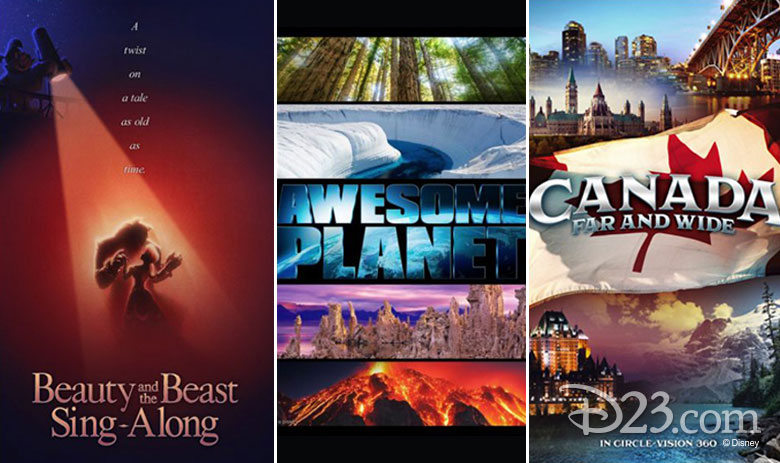Disney Parks 2020
